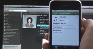 Video: Spotify nu klart för Iphone