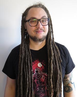 Tjarls Metzmaa är en av arrangörerna till MälarLAN. Han är även ordförande i Shadowplayers Spelförening, en av två organisationer som ligger bakom det nu inställda speleventet i Hallstahammar. Foto: Privat