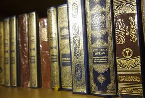 Islams heliga skrift, Koranen.
