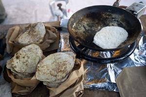 Glöhoppor - ett utsökt bröd med mycket fil. Det var Daniel Broden i Himlabacken som bakade.