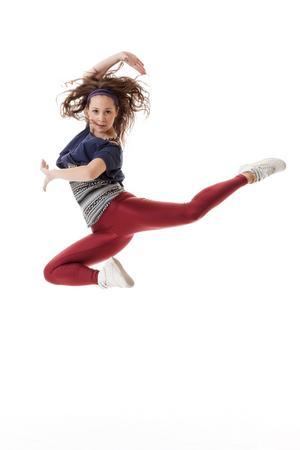 Johanna Spadaro och hennes klasskamrater på Balettakademien gästar Carlforsska på fredag.