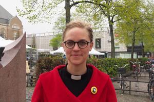 Marit Norén, biskopsadjunkt.