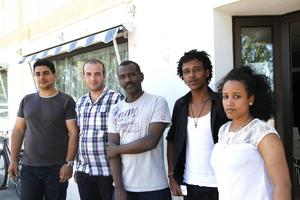 Representanter från asylboendet Kulthammar menar att standarden på anläggningen är under all kritik.