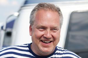 Joakim Hjalmarsson är en trogen besökare.