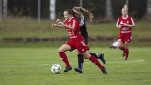 Ida Hyttinen missar första matchen i kvalserien.