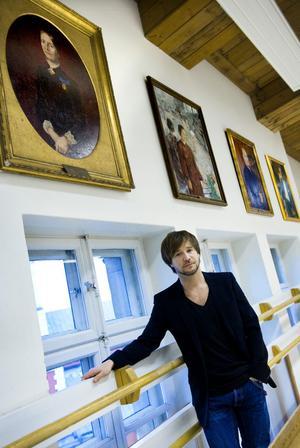 Johannes Öhman ny chef för Kungliga Baletten.Foto: Cladio Bresciani/Scanpix