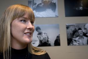 Johanna Syrén har fotot mestadels av bokens bilder.