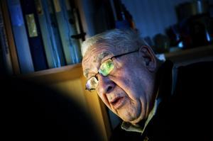Jan Bagge, aktiv i föreningen Fjällsjö framtid.