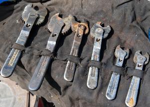 Ingenjörskonst? Vridbara blocknycklar från