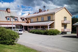Mobacka äldreboende i Lillhärdal.