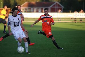 Stefan Ilic blev målskytt för ÖFK.