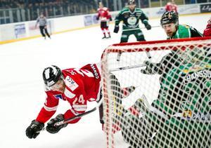 Conny Strömberg får möta sitt gamla lag Modo i kvalserien.
