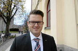 Anders Åhrlin (M): – Ingen integrationsåtgärd är lika effektiv som ett jobb. Det är på jobbet vi har arbetskamrater, ett sammanhang och det är med ett arbete resan mot att uppfylla sina livsdrömmar börjar.