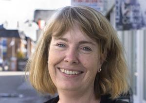Carina Åkerberg är utvecklingsstrateg för näringslivsfrågor vid Region Gävleborg.