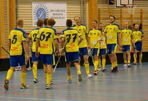 Bedarö BK leder sin division 3-serie.Foto: Birk Sollenius