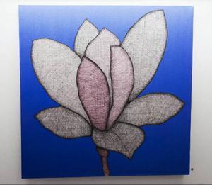 """Gustav Retsler är först ut i projektet """"Turning Point"""" på Lars Bolin Gallery."""