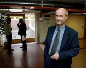 Per Larsson, försvarsadvokat:Han kommer att sköta tjänsten utmärkt. Jag känner ingen tvekan om det.