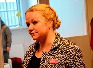 Maria-Pia Karlsson, vd Solberga.
