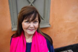 Eva Swedenmark har hittat en angelägen nisch, som kan bidra till att välta den trista åldernojan och visa att äldre kan.