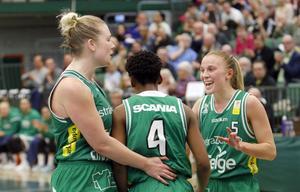 Arkivbild. Ellen Åström hade all anledning att fira under söndagskvällen.