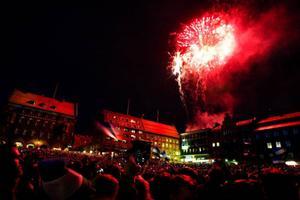 Årets Storsjöyra blev en succé! Lady Gaga drog rekordstor publik på lördagen och i slutändan gick Yran till och med vinst, något som andra festivaler haft svårt med. Foto: Henrik Evertsson