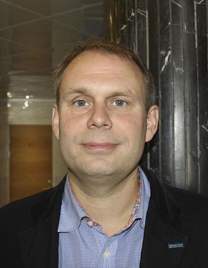 Magnus Lindgren, generalsekreterare i stiftelsen Tryggare Sverige.