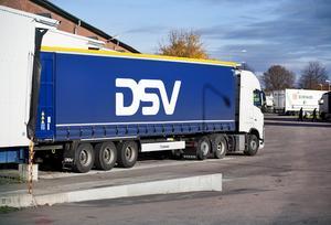 POLISANMÄLT. Transportbolaget DSV med stora kunder i Västerås har polisanmälts.