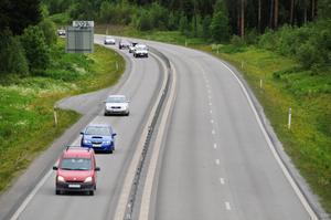 Bakfulla förare är ett av Jämtlandspolisens största problem vad gäller trafiken.