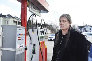 Frédéric Krewski hoppas att fler ortsbor ska handla lokalt.