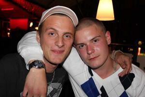Wine&Beer. Jonas och Mattias