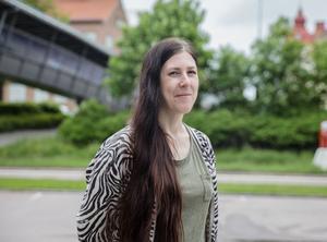 Linda Andersson, koordinator för