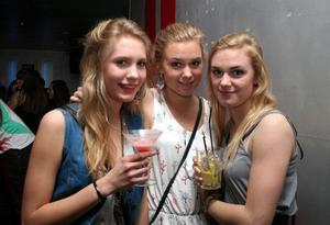 Silk. Malin, Susanne och Annelie