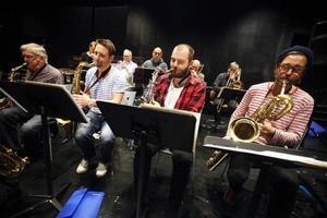 Lilla storbandet består av några av länets duktigaste musiker.