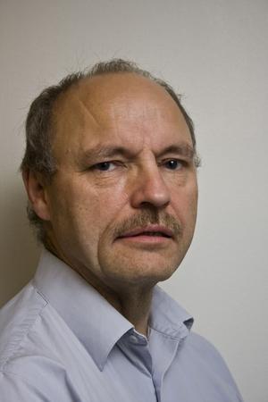 Kjell Jacobsson, teknisk chef i Hallstahammar.