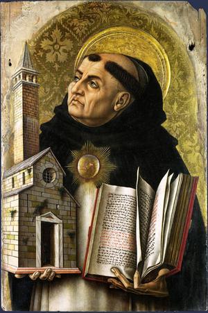 Den italienske renässanskonstnären Carlo Crivellis