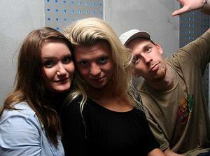 Silk. Zelina, Emelie och Stefan