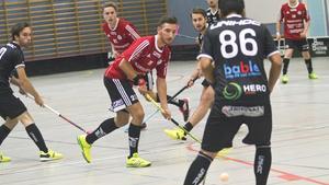 Samuel Jansson var en av två spelare i Per-Ols som slog till med ett hattrick i onsdagens segermatch mot Kungsör.