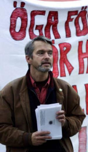 Åke Johansson från Alnö är i Kabul för Svenska Afghanistanskommitténs räkning.