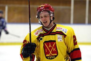 Ånge IK Hockey hoppar av Division 1-spel kommande säsong.Foto: Jens Näsman/arkiv
