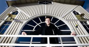 Markus Persson lovar göra vad han kan för att bjuda på skön hockeyunderhållning.