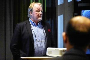 Johan Nikula satt som ordförande för GIF Sundsvall under 2018.