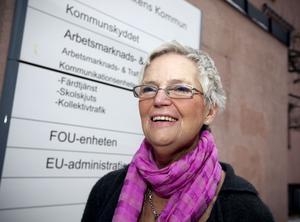 Ulla Zens tvingades sluta jobba när hon fyllde 67 men hade gärna fortsatt.