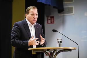 Stefan Löfven är den enda nominerade till Socialdemokraternas riksdagslista i Västernorrland som kan vara helt säker på sin listplacering.