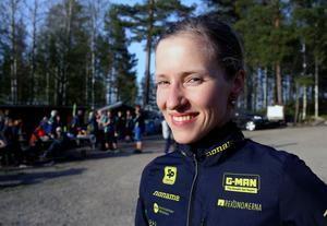 Natalia Vinogradova gör sin andra säsong i Alfta ÖSA OK.