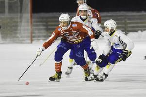 Klas Nordström gjorde sex mål i sin första match i comebacken i vintras.