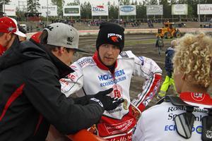 Det blir ingen körning i Rospiggsvästen för Lahti nästa säsong.