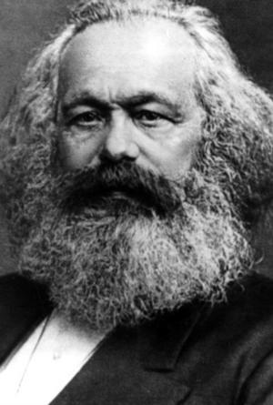 Karl Marx tankar är kanske mer realistiska om man vänder på dem, funderar Birger Hedén.