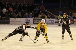 Erik Pettersson och Christoffer Edlund levererade när SAIK vände 3–5 till seger med 9–5 mot Adam Wijks Broberg.