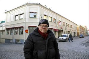 """Bengt Eriksson är aktuell med nyaboken """"Jämtländska Mord""""."""