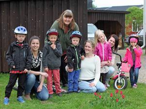 Harriet Smeds har under 36 år varit en populär dagmamma i Sveg.
